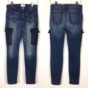 McGuire Side Pocket Skinny Jeans
